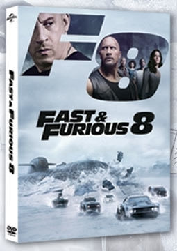 玩命關頭8 DVD The Fast and the Furious 8 免運 (購潮8)