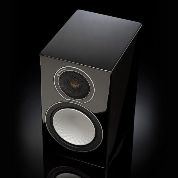 英國 Monitor Audio Silver RX1 書架型揚聲器(鋼琴烤漆)