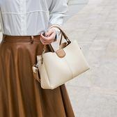 女包潮時尚百搭手提包單肩斜背包機車包潮