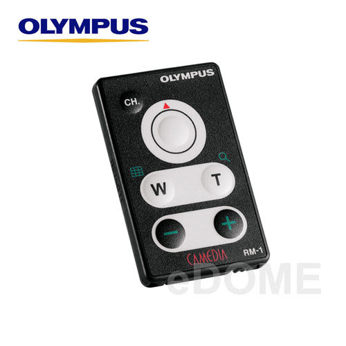 Olympus 原廠 RM-1 遙控器 (3期0利率 免運 元佑公司貨) 適用任何有遙控功能的機種