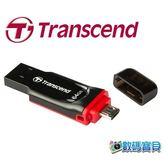 【免運費】 創見 Transcend JetFlash 340 64GB 雙用隨身碟 USB OTG (TS64GJF340 ) jf340 64g
