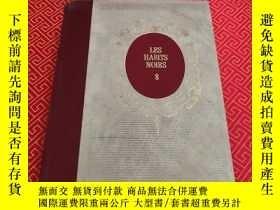 二手書博民逛書店LES罕見HABITS NOIRS 8Y185596 LES H
