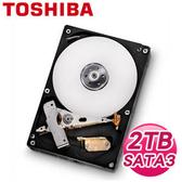 TOSHIBA 東芝 DT01ACA200 2TB 64M 3.5吋 SATA3硬碟