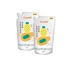康貝 Combi 黃金雙酵奶瓶蔬果洗潔液800mlx2包