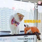 貓吊床免拆洗高檔貓床貓黑色貓咪強力吸盤窗台玻璃貓窩WY 快速出貨