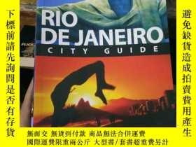 二手書博民逛書店Lonely罕見Planet Rio de Janeiro Ci