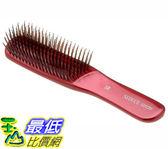 [東京直購] heakeaburasi SEN-705(R) 日本製 頭皮按摩梳子 髮梳 紅 L size