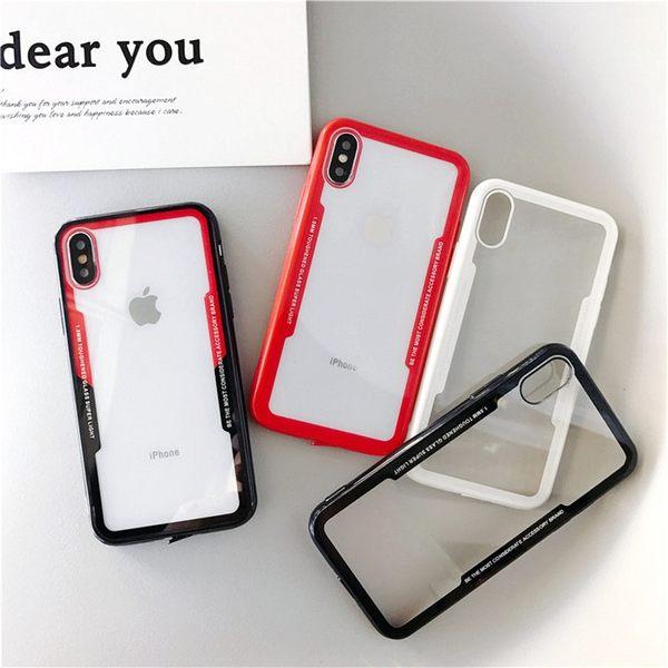 【SZ62】仿真玻璃 iphone XS MAX手機殼 iphone XR手機殼 iphone 8plus手機殼 i6s plus手機殼 iphone XS
