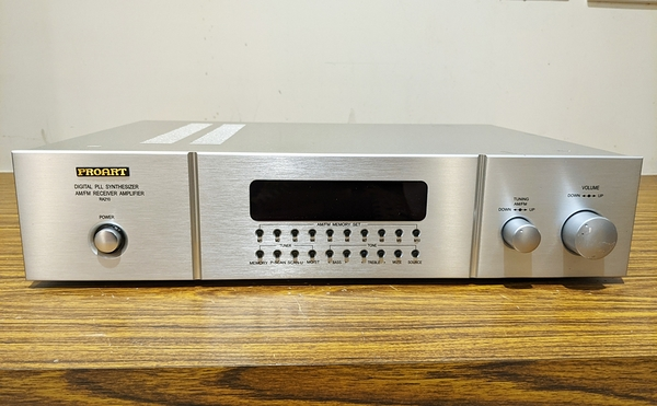 (出清) PROART RA210 AM/FM廣播兩聲道綜合擴大機