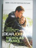 【書寶二手書T9/原文小說_LIJ】Dear John_Nicholas Sparks