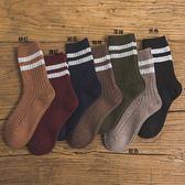 【TT】秋冬堆堆襪 韓版秋冬襪子女厚保暖羊毛襪韓版學院風潮個性中筒襪