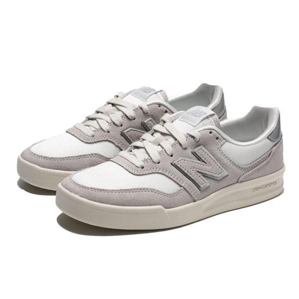 NEW BALANCE 300 米白灰 麂皮 網布 復古 休閒鞋 女 (布魯克林) WRT300G2