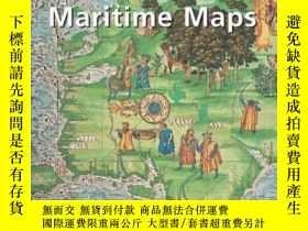 二手書博民逛書店Historic罕見Maritime Maps ( Magnus) (magnus Series)Y36468