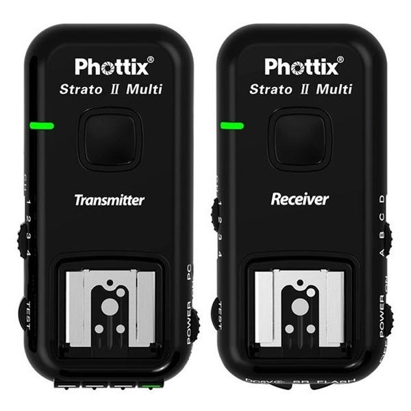 ◎相機專家◎ Phottix Strato II 無線閃燈觸發器 for Nikon 公司貨