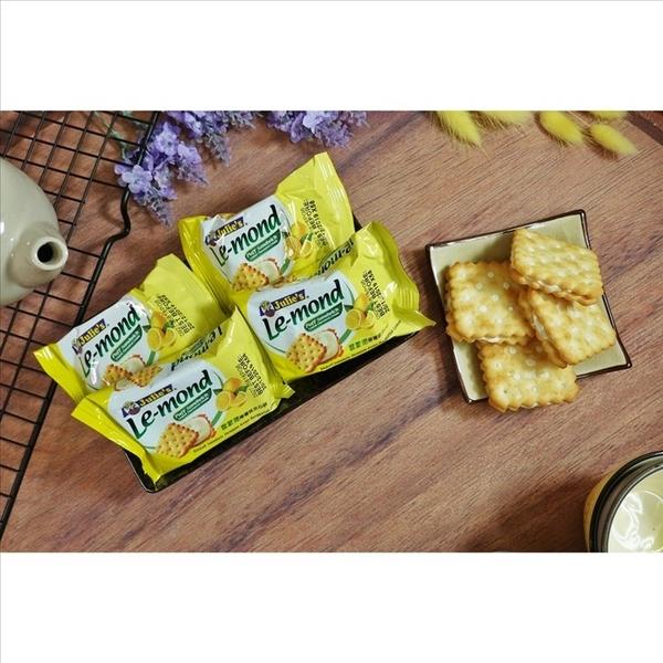 茱蒂絲雷蒙德檸檬夾心餅 600g(30入)【2019102700005】(馬來西亞零食)