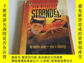 二手書博民逛書店STRANDED(英文,罕見不好)Y212829