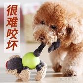 狗狗玩具小狗磨牙耐咬發聲泰迪柯基幼犬玩具球解悶神器寵物用品-ifashion