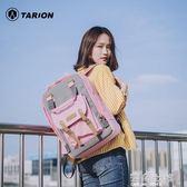 攝影背包TARION 單反相機包便攜多功能旅行休閒甜甜圈數碼背包微單攝影包 海角七號