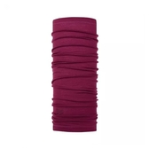 [BUFF] 美麗諾羊毛頭巾 神秘絳紫 (BF113010-620)