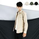 長襯-硬板工裝長襯衫-街頭工裝款《0060AS011》共3色『RFD』