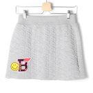 【Dailo】三角格紋裙-灰 10601...