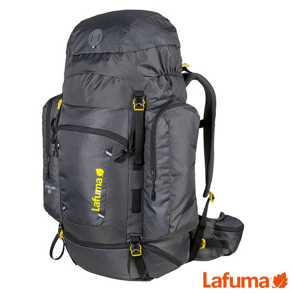 Lafuma ALTIPLANO 45L 專業登山背包-炭灰 【GO WILD】
