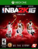 X1 NBA 2K16(美版代購)