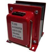 雙向110V↔100V 變壓器 1000W 長效型