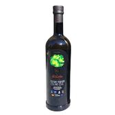 TENDRE添得瑞100%冷壓初榨頂級橄欖油(750mlx6瓶)