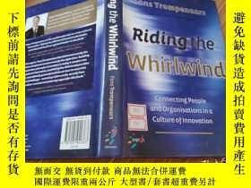 二手書博民逛書店Riding罕見the whirlwindY179226 外文