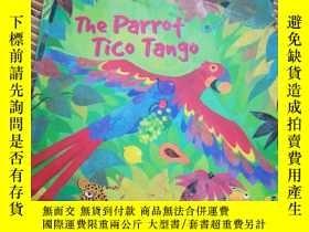 二手書博民逛書店Barefoot罕見Books ~ The Parrot Tico TangoY16587 ANNA WITT