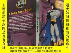 二手書博民逛書店the罕見batman maximum justice 蝙蝠俠最大的正義Y200392