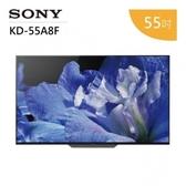(福利品) SONY 55吋 OLED 4K 液晶顯示器 KD-55A8F 含基本桌上安裝