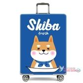 行李箱保護套 拉桿箱套行李箱女旅行箱套20 24 26 28 30寸小米90分男通用保護套