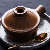 朵頤創意砂鍋燉鍋陶瓷奶鍋家用煮粥煲湯煲仔飯高溫湯鍋養生湯鍋 卡布奇诺igo