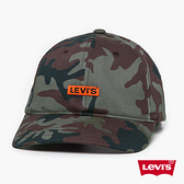 Levis 男女同款 可調式棒球帽 / 復古迷彩貼布 Logo / FLEXFIT 110