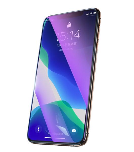 Benks iPhone X/XS XR XS MAX iPhone11 11 Pro Max V-Pro 抗藍光 全覆蓋 玻璃保護貼