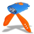 【170660184】mini Hornit兒童腳踏車/自行車/滑步車_專用喇叭燈(藍橘色)