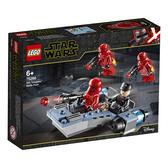 樂高積木 LEGO 2019《 LT75266 》STAR WARS 星際大戰系列 - Sith Troopers Battle Pack╭★ JOYBUS玩具百貨