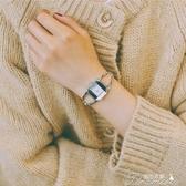 女錶女士錬式手鐲手錶女學生時尚潮流chic風便宜手錶流行首飾女錶新年下殺