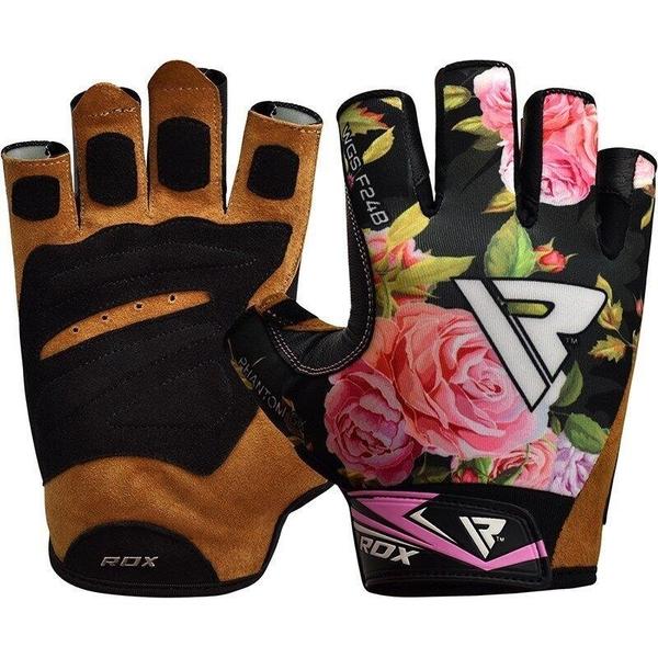 『VENUM旗艦館』RDX 英國 WGS-F24B 女性專用 健身手套 重訓 健身 防磨 尺寸 S