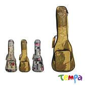 【Tempa】21吋烏克麗麗背袋美國系