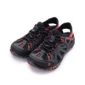 MERRELL ALL OUT BLAZE SIEVE 護趾越野涼鞋 黑/紅 ML12732 女鞋