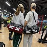 健身包網紅健身包女短途出行李小大容量運動男干濕分離游泳手提旅行包袋 聖誕交換禮物