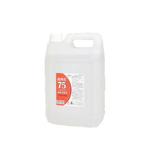 威肯尼75%酒精消毒劑4L x6