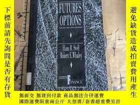 二手書博民逛書店Futures罕見and OptionsY11418 Hans
