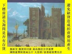 二手書博民逛書店Lambeth罕見Palace : A History of t