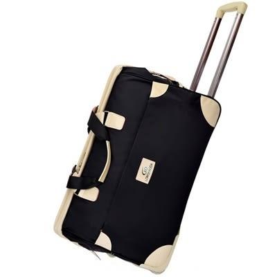 旅行行李袋-防水牛津布摺疊手提肩背拉桿包7色73b1【時尚巴黎】