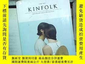 二手書博民逛書店KINFOLK罕見VOLUME TWELVE 親情卷十二 (01