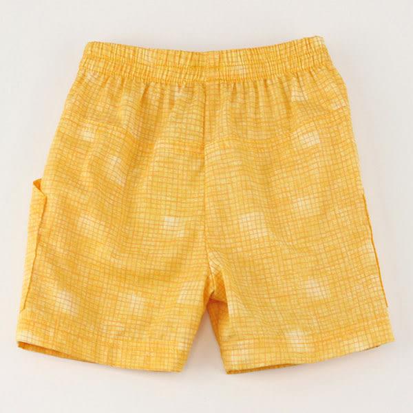 【愛的世界】純棉鬆緊帶春遊口袋五分褲/1~3歲-台灣製- ★春夏下著 涼夏推薦